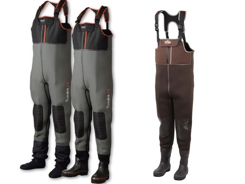 Scierra neopren waders