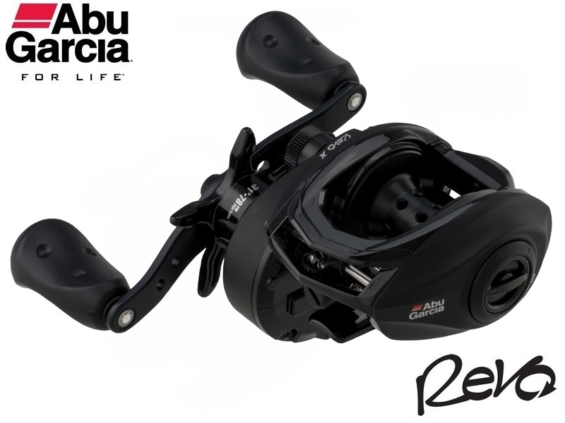 Image of   ABU Ambassadeur Revo4 X Low Profile-X W LH