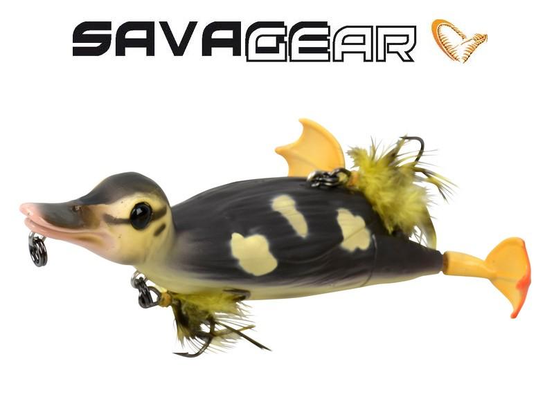 Savage Gear 3D Suicide Duck-Natural-70 gr. - Default Category