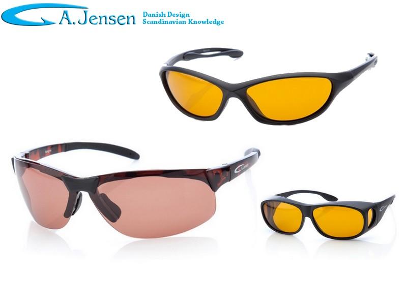 Image of   A. Jensen polaroidbriller