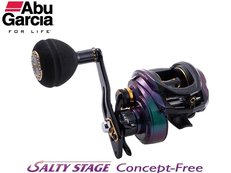 Image of   ABU Garcia Salty Stage Concept-Free-LH (left hand)