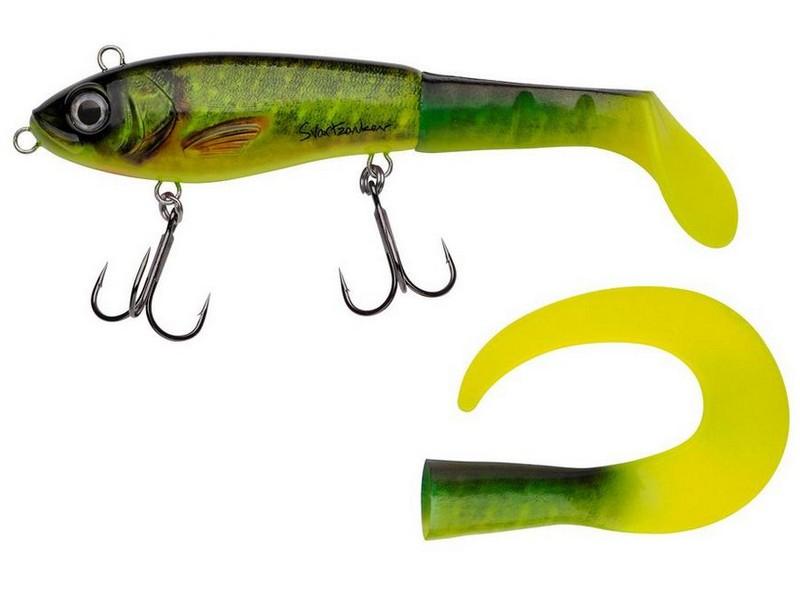 ABU Garcia Svartzonker McHybrid-Real Hot Pike-16,5cm - Default Category