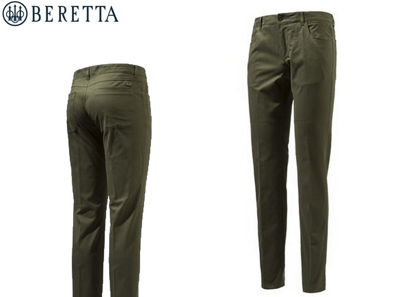 Image of   Beretta Five Pockets Garbadine Pants - Str. 54
