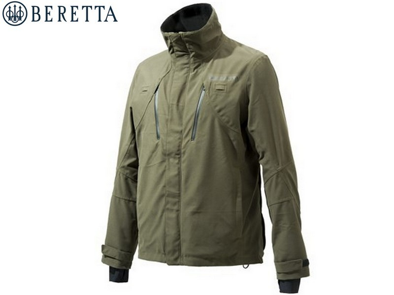 Image of   Beretta Light Active Jacket Green - Str. L