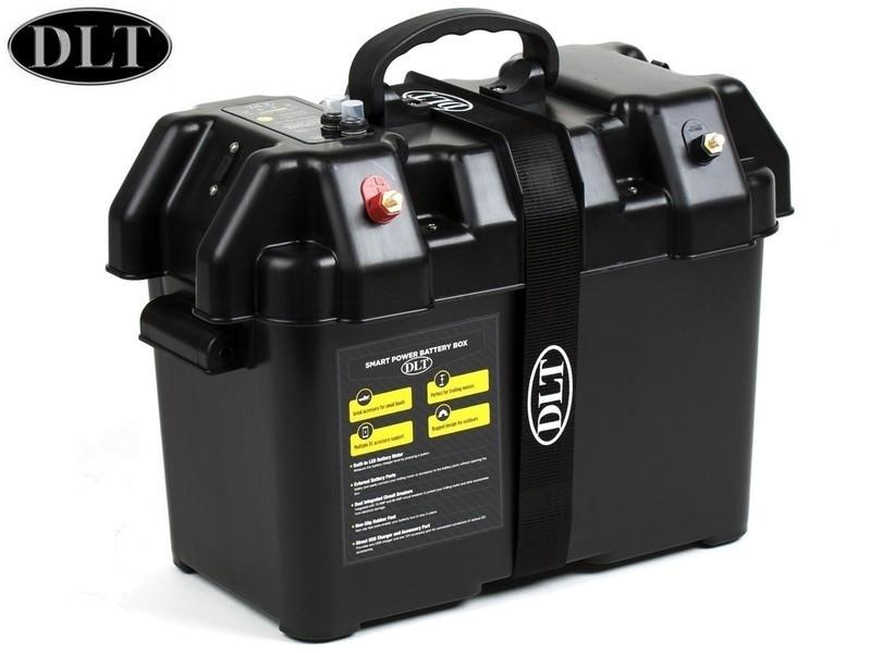 Image of   DLT batteriboks