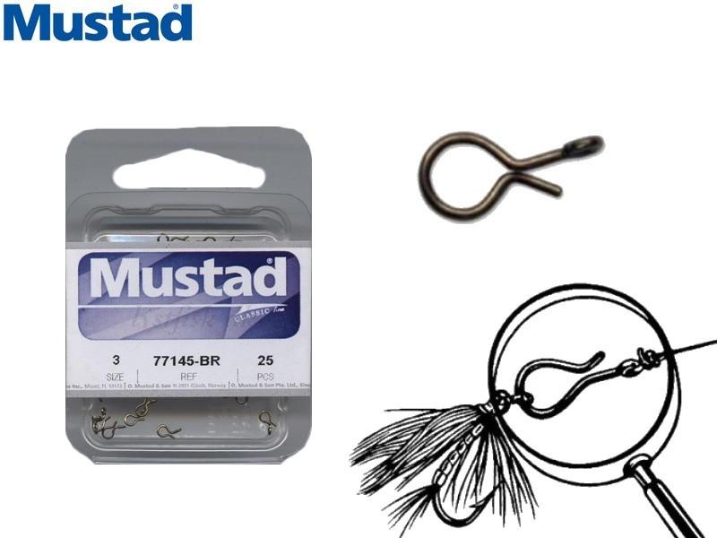 Image of   Mustad fluesnapper #3