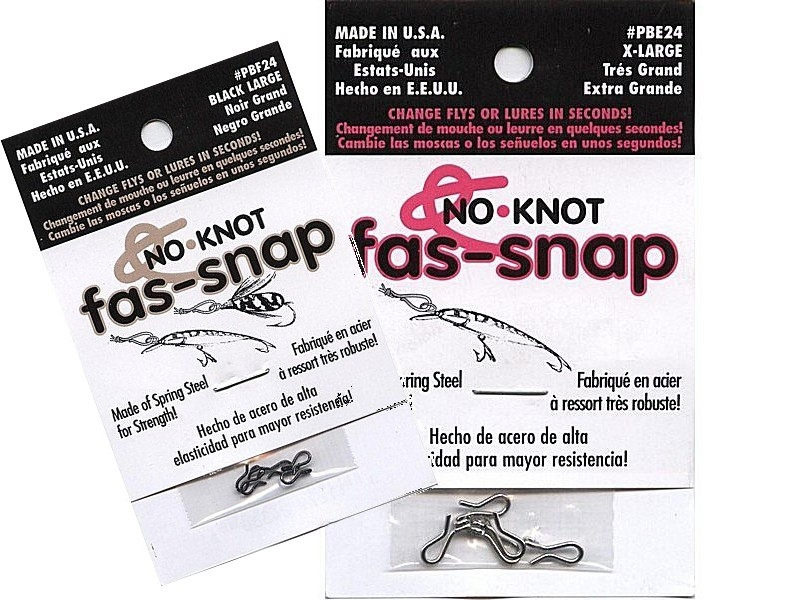 Image of   No-Knot Fas-snap