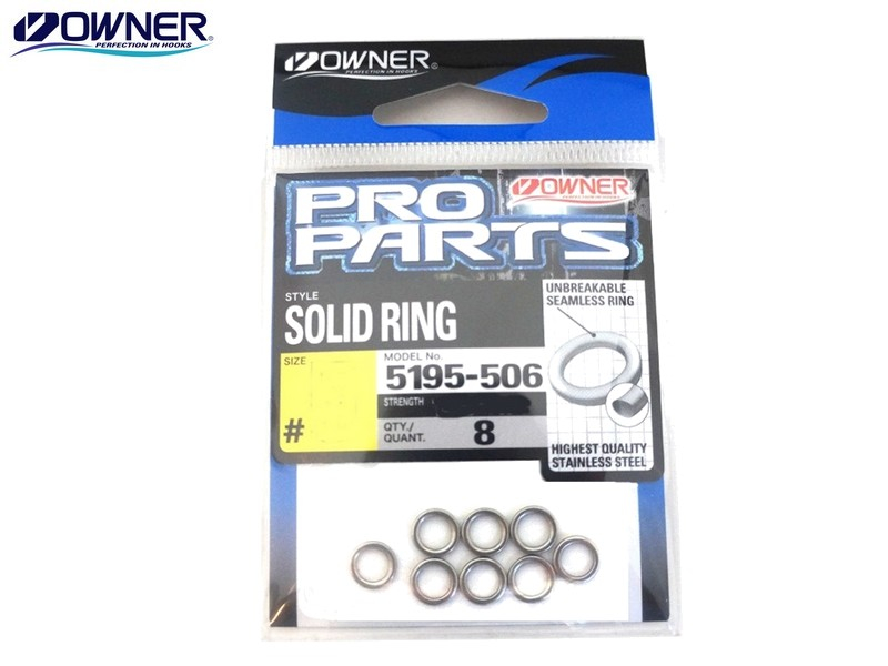 Image of   Owner Solid Ring