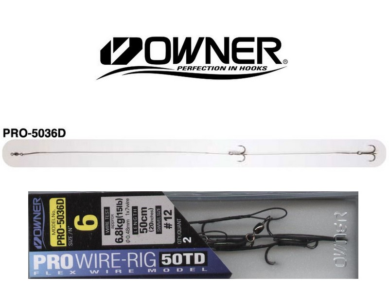 Owner Pro Wire Rig 50TD-4 - Default Category