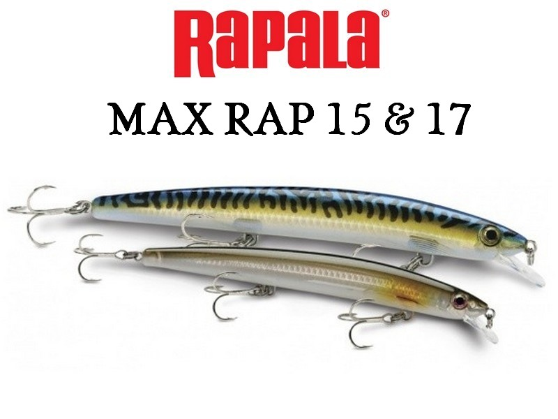 Image of   Rapala Max Rap 15 & 17