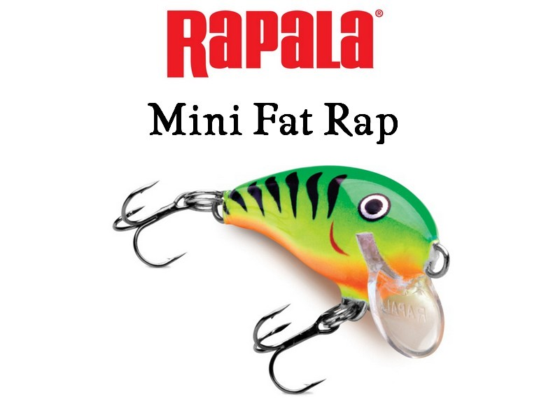 Image of   Rapala Mini Fat Rap