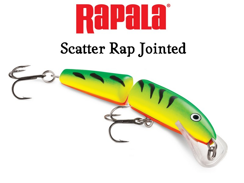 Image of   Rapala Scatter Rap Jointed