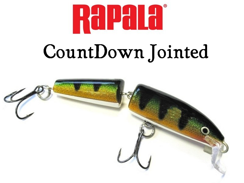 Image of   Rapala Countdown Jointed