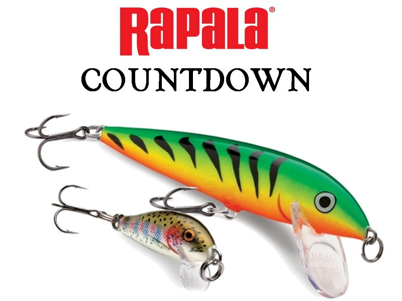 Image of   Rapala CountDown