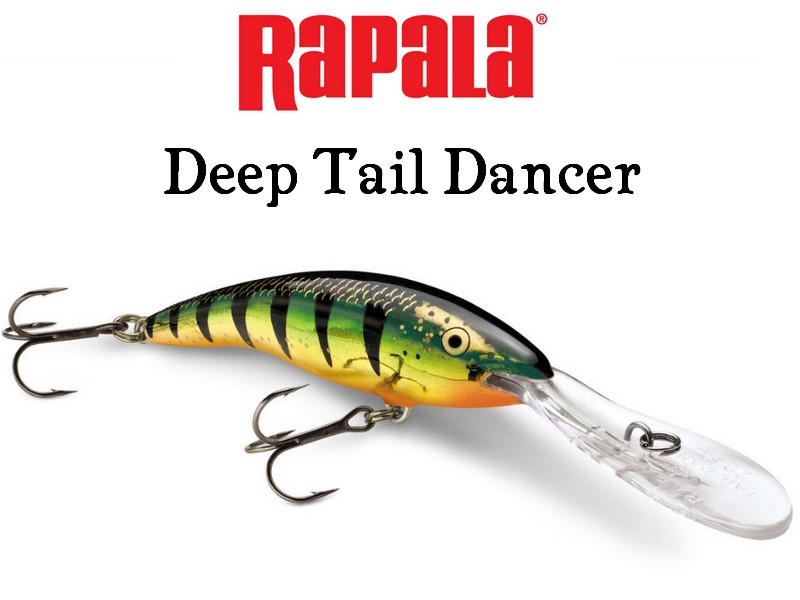 Image of   Rapala Deep Tail Dancer