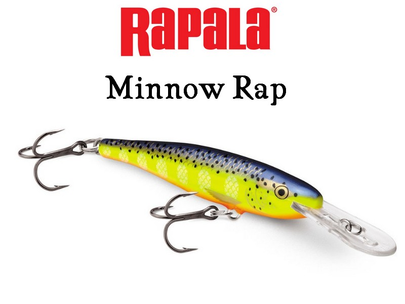 Image of   Rapala Minnow Rap