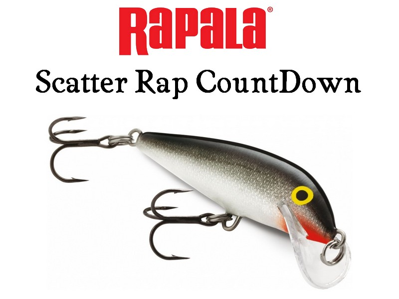 Image of   Rapala Scatter Rap CountDown