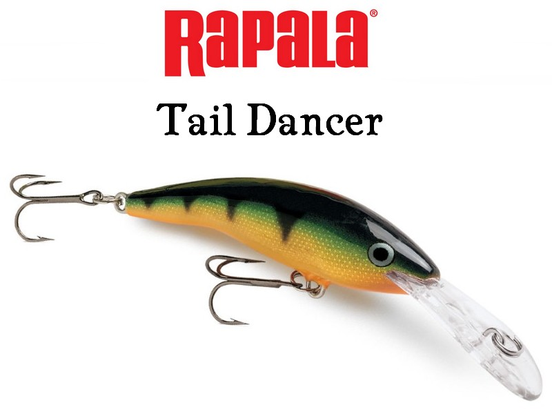 Image of   Rapala Tail Dancer