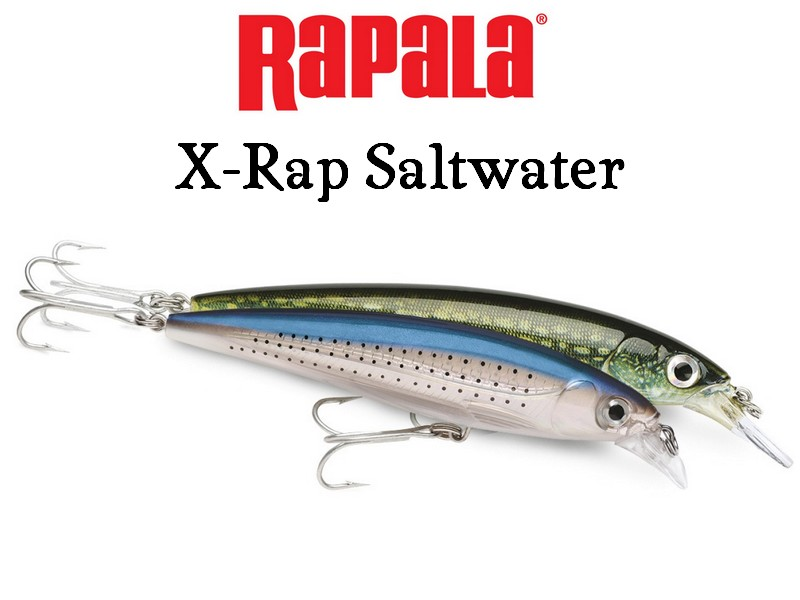 Image of   Rapala X-Rap Saltwater