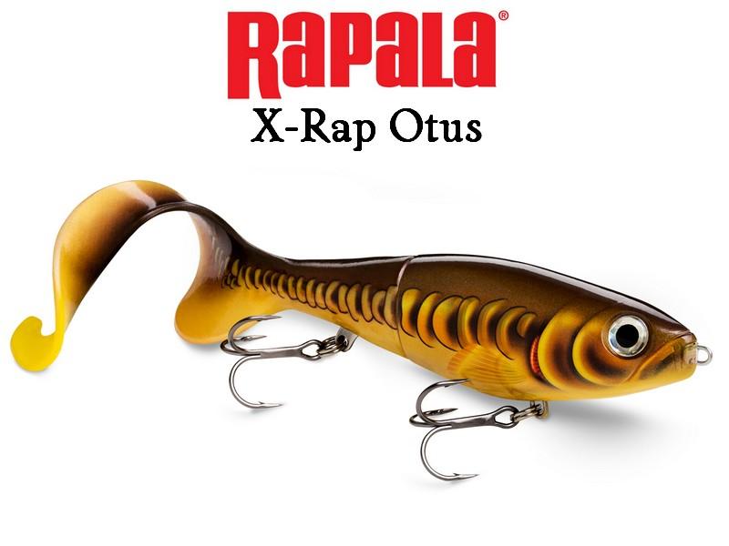 Image of   Rapala X-Rap Otus hybridwobler 25cm