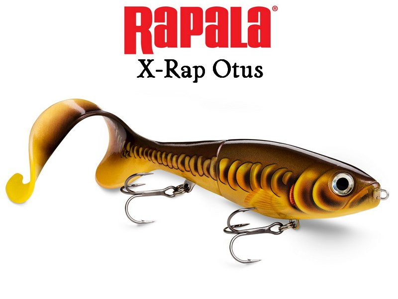 Image of   Rapala X-Rap Otus hybridwobler 17cm