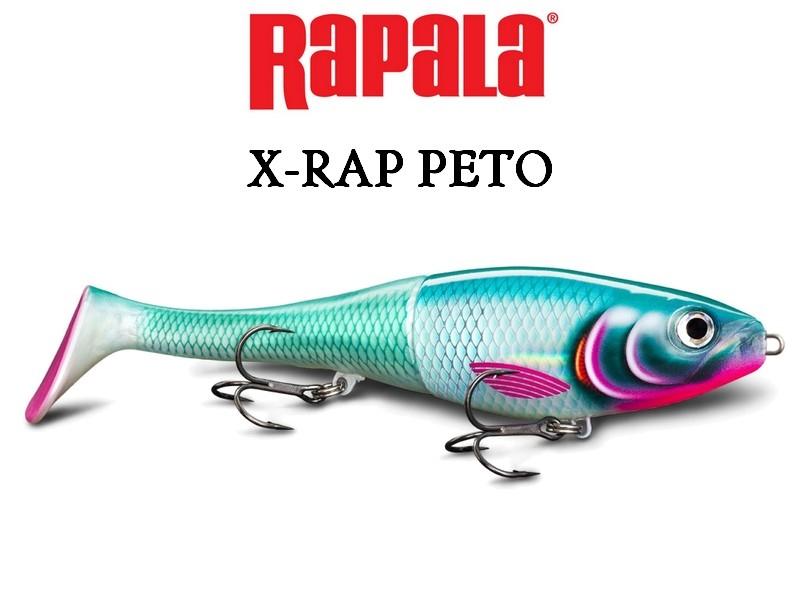 Image of   Rapala X-Rap Peto hybridwobler 20cm