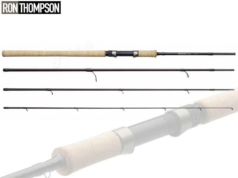 """Image of   Ron Thompson Salmon Stick 128"""""""