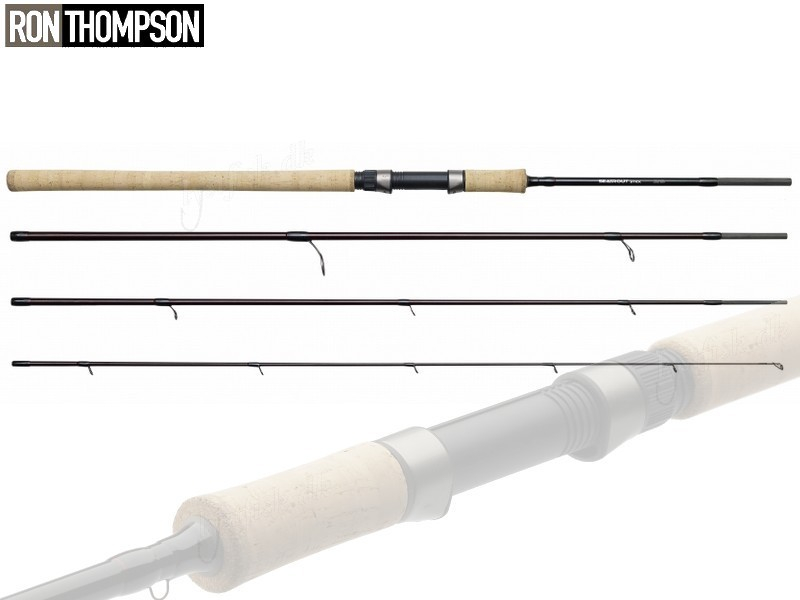 Image of   Ron Thompson Salmon Worm Stick 17'
