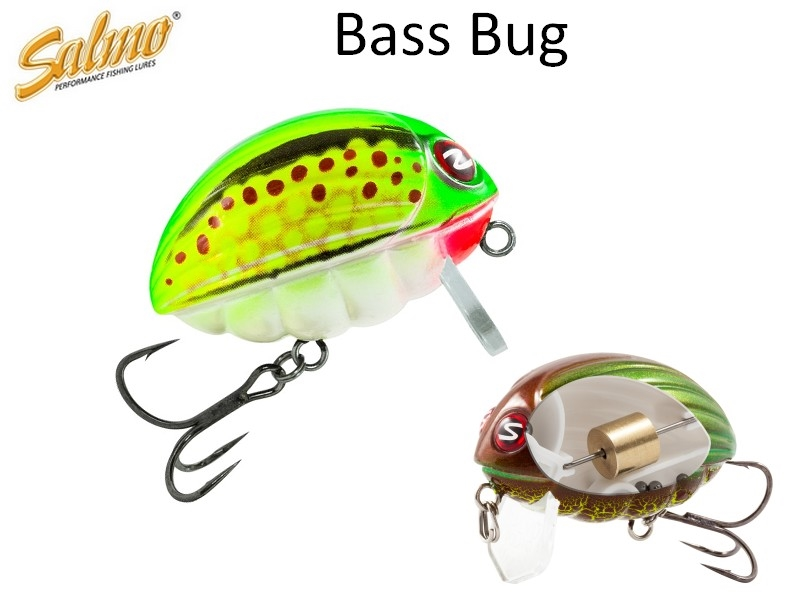 Image of   Salmo Bass Bug