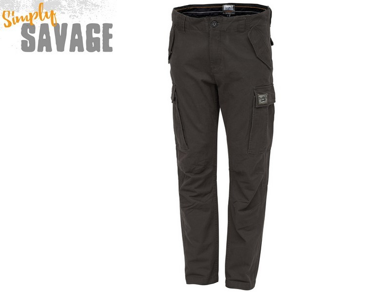 Savage Gear Simply Savage Cargo Trousers-L - Default Category
