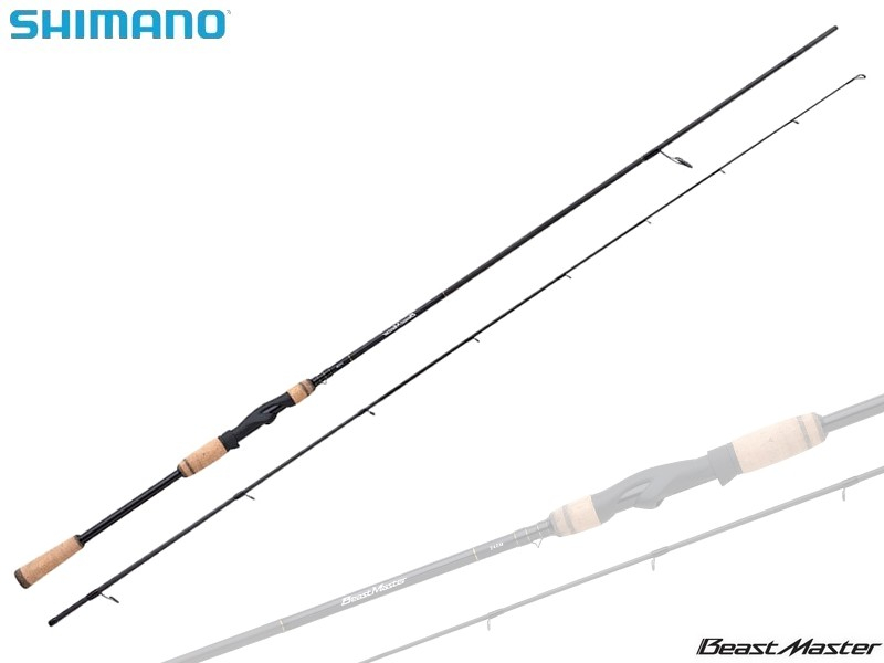 Shimano Beastmaster FX Spin-9'-21-56 gr. - Default Category