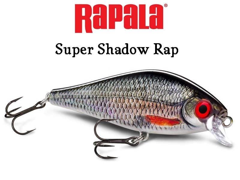 Image of   Rapala Super Shadow Rap