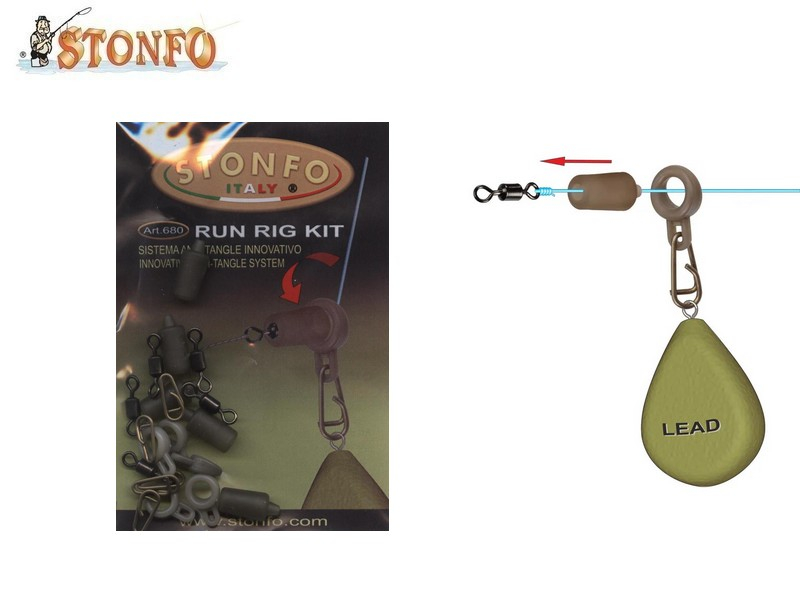 Image of   Stonfo Run Rig Kit
