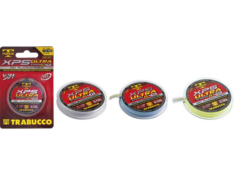Trabucco XPS Ultra Fluorocarbon-0,302mm - Default Category
