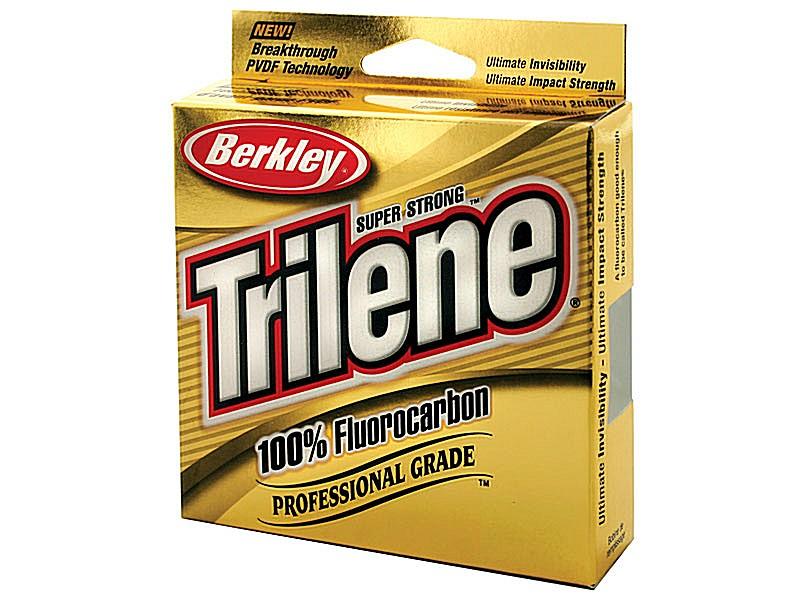 Berkley Trilene 100% Fluorocarbon 50m - Fluorocarbonliner