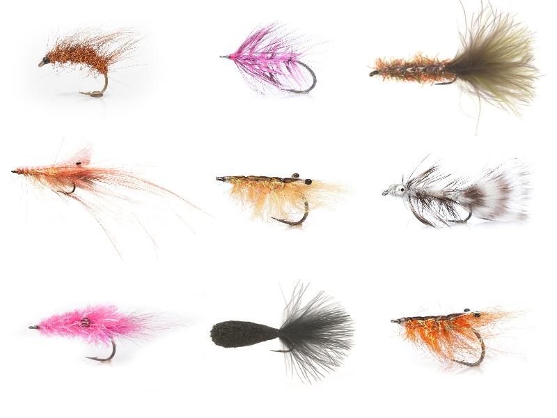 Unique Flies Seatrout Flies - Fluer