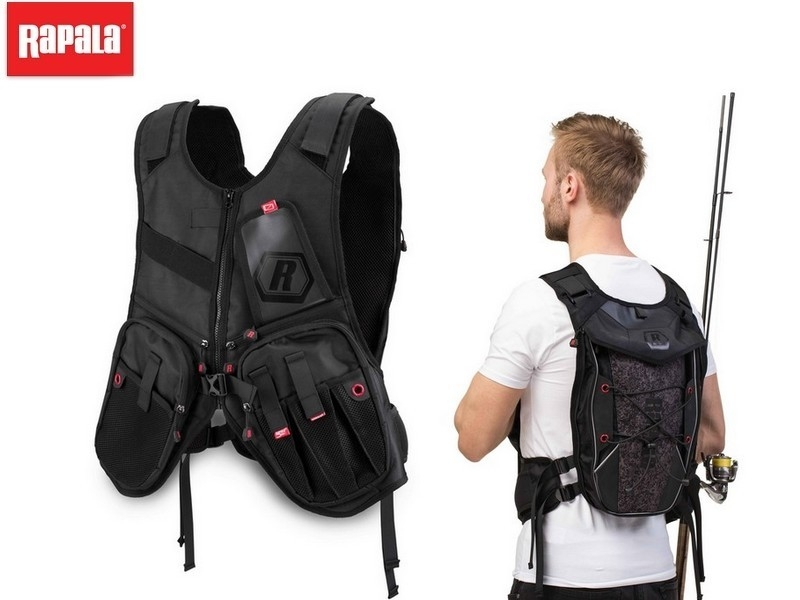 Image of   Rapala Urban Vest Pack