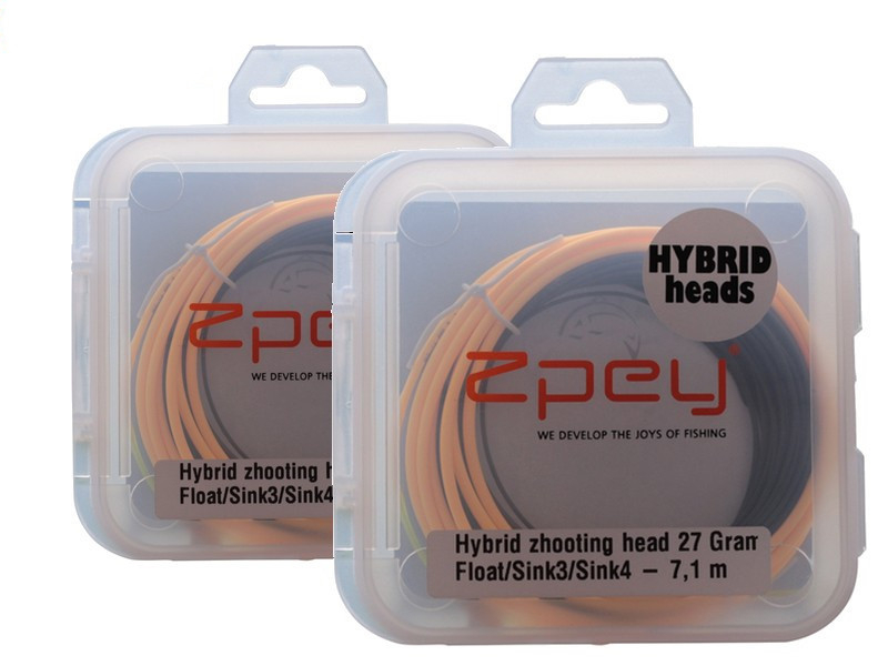 Zpey Hybrid Shooting Head FSS 5-6